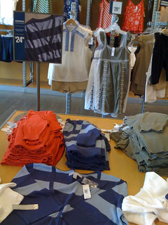Inside the Old Navy - Quarry location