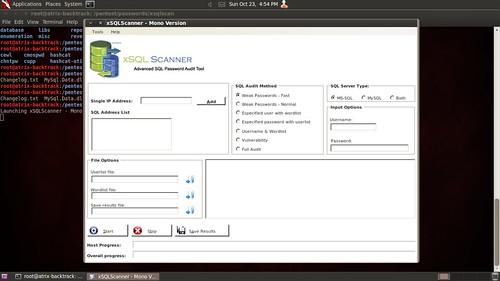 xSQLScanner