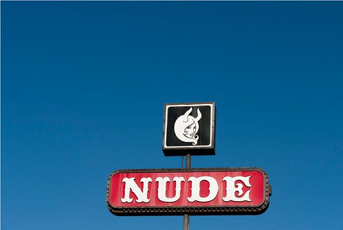 Terry Richardson, Untitled nude, 2011