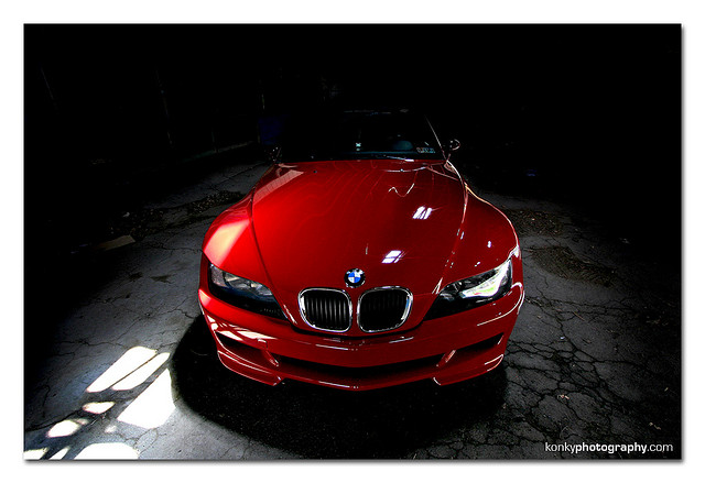 1999 BMW M Coupe | Imola Red | Black
