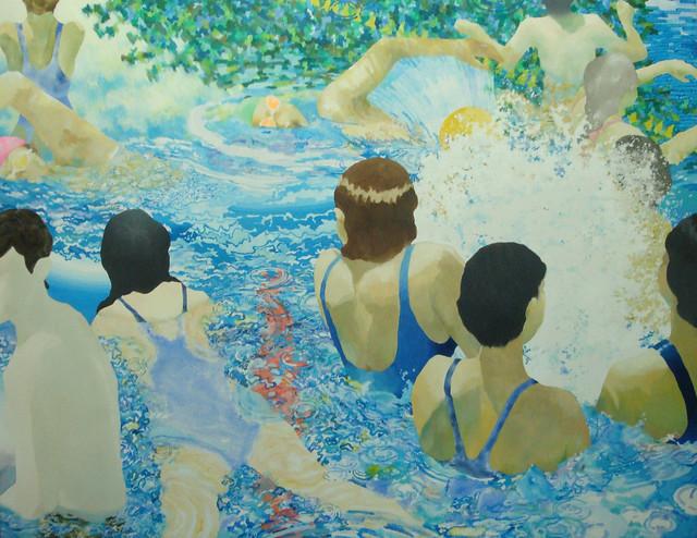 横浜のドヤ街を舞台にしたアートプロジェクト「寿から絵を放つ」 と「絵のパレード」_11