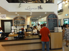 Front Counter at Levain Boulangerie & Patisserie