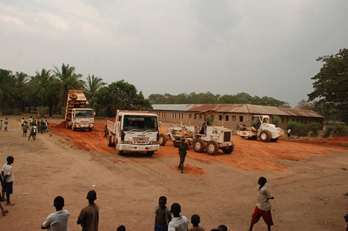 Sarana Olahraga Masyarakat Dungu Kongo