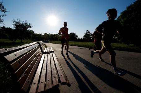 Vizualizací a koncentrací proti tréninkové lenosti