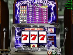Lucky Ligtnin