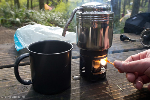 Camping Coffee Maker That Is The Mug