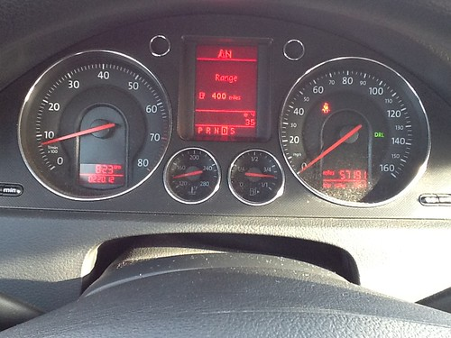 Passat Gauges
