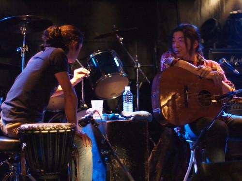 100 FEET live at Outbreak, Tokyo, 20 Feb 2012. O002