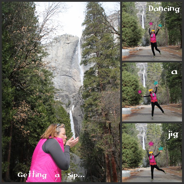 Celebration at Yosemite Falls