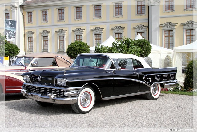 Photo:1958 Buick Limited Series 700 Convertible (03) By Georg Sander