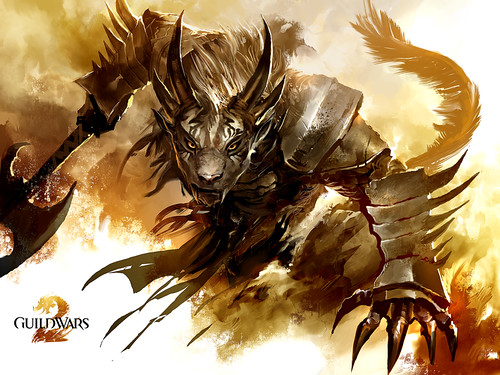 Guild Wars 2 Beta is a Go - Sign Up Now
