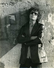 Rex Weiner, circa 1971, photo by Deanne Stillman