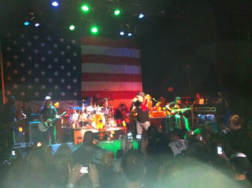 2011-11-20 Kid Rock @ Town Ballroom