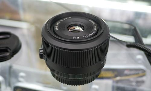 SIGMA 30mm F2.8 EX DN #2