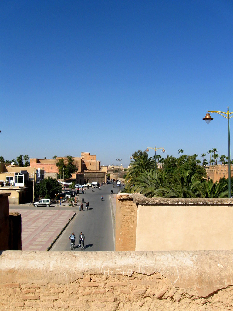 A Stop in Taroudant