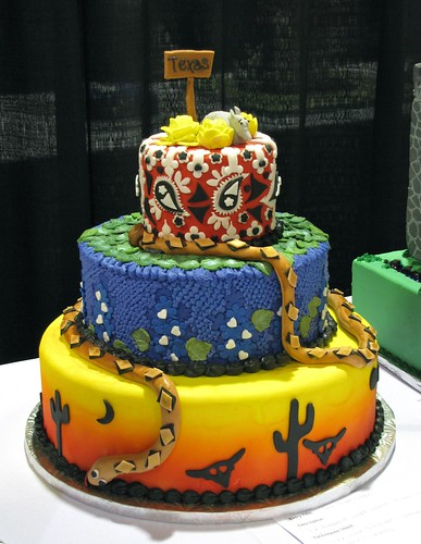 The Texas Cake