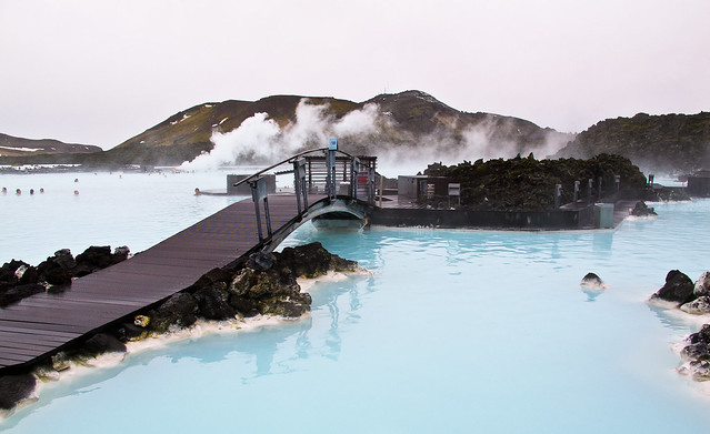 Blue Lagoon Hot Spring