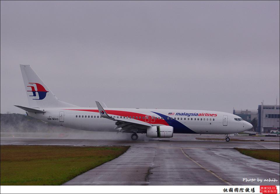 馬來西亞航空9M-MXG客機