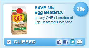 Egg Beaters Florentine  Coupon