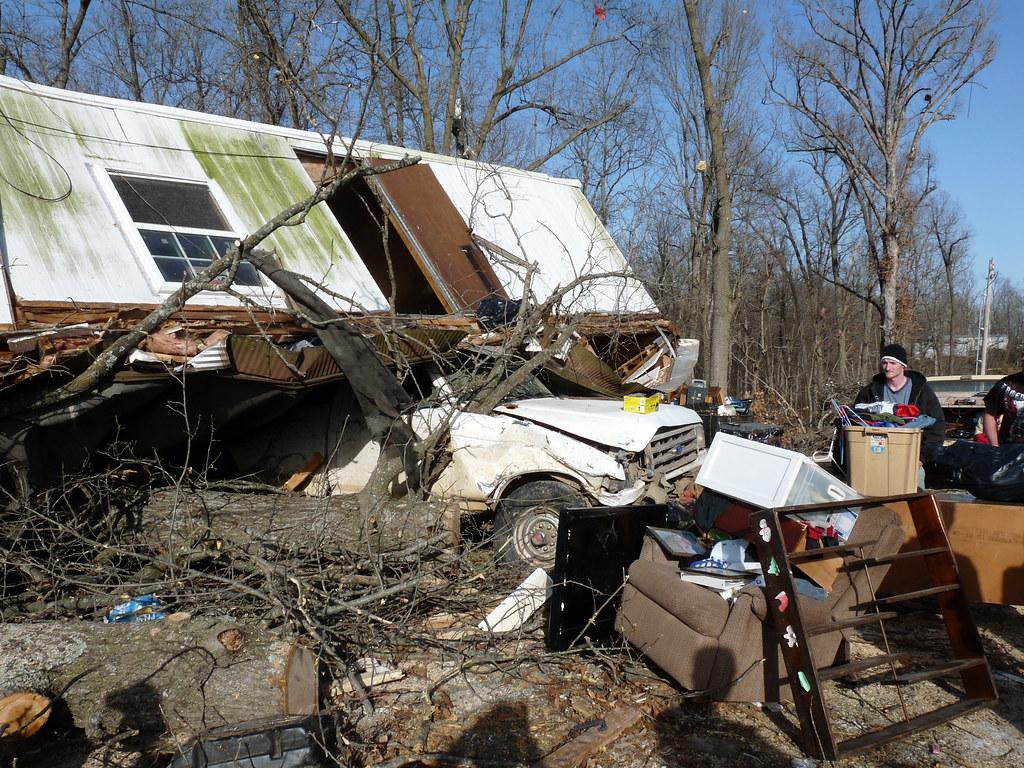 2012 Tornado Responses