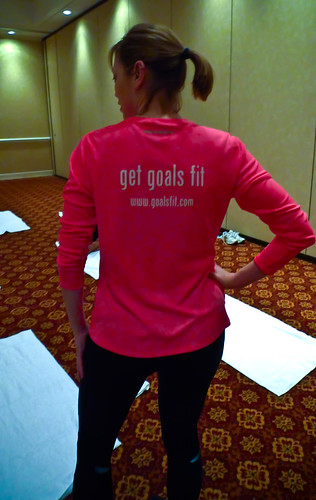 Get Goals Fit at Blissdom