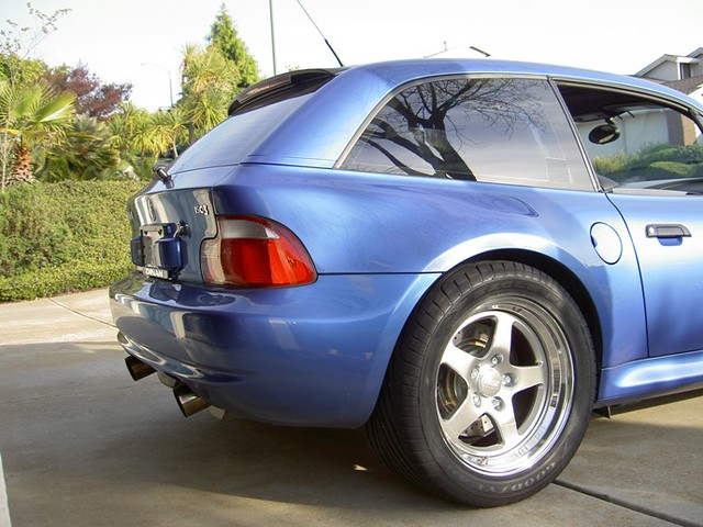 2000 M Coupe | Estoril Blue | Estoril/Black | Dinan ISC