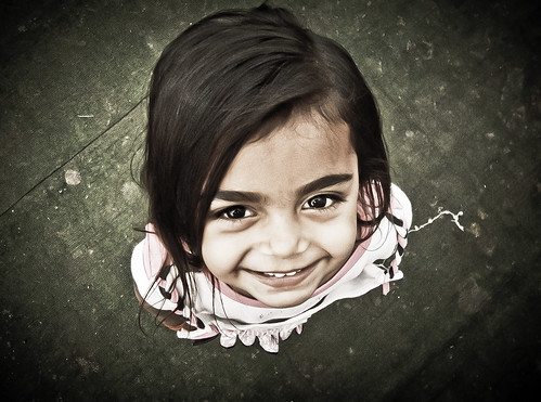 nepal cute baby iii by satyamjoshi