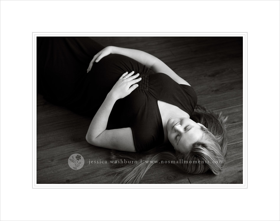 Saratoga maternity photography