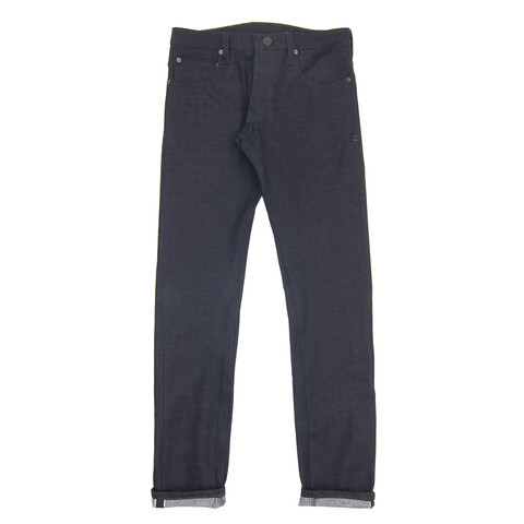 Spence slim jeans from two inch cuffs