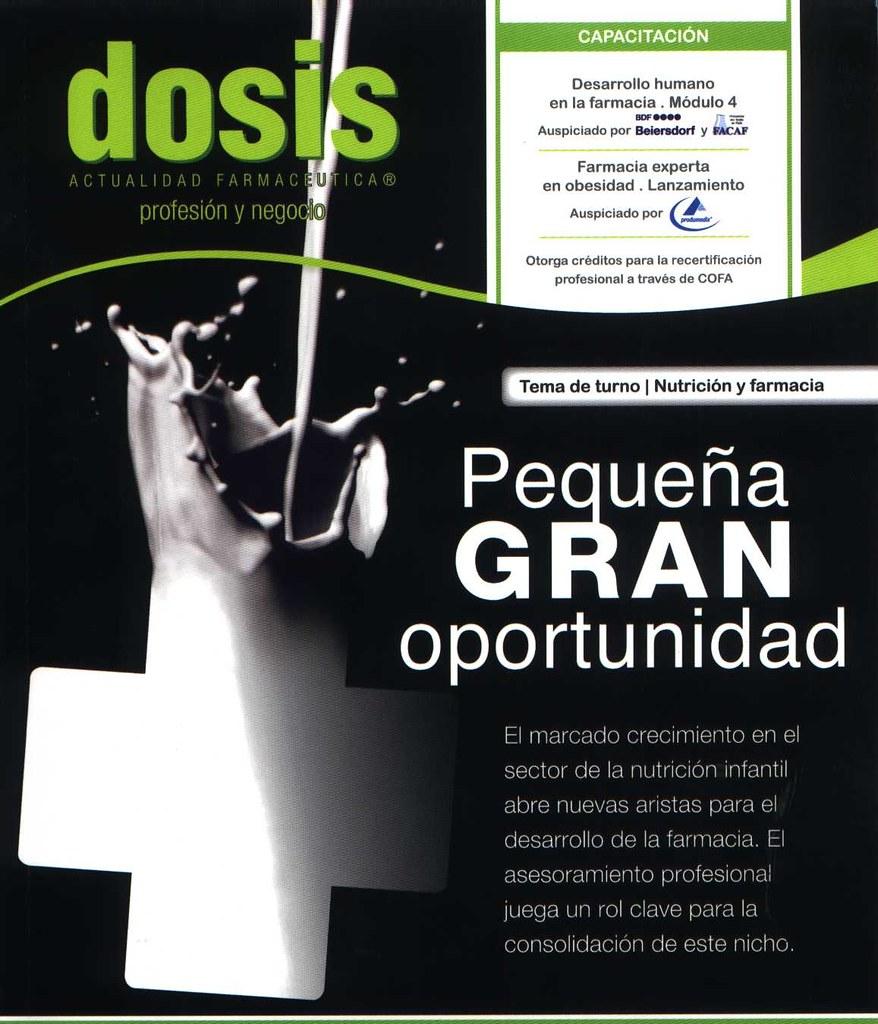Revista Dosis Febrero 2012 (1)