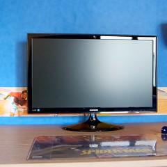 """De Samsung 27"""" Monitor (S27B550V)"""