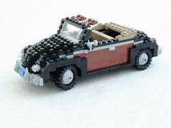 Volkswagen Hebmüller Cabriolet (1)