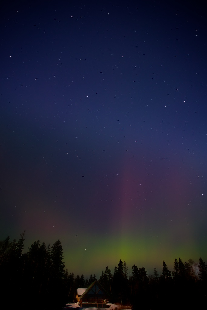 Northern Lights, Duluth, MN