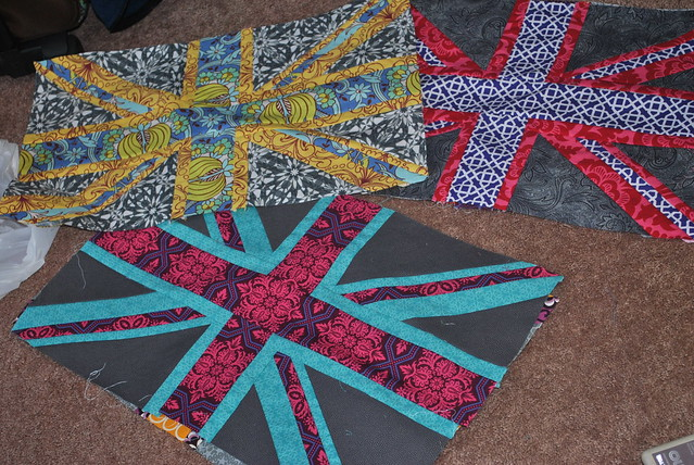 Holly's Union Jack Blocks