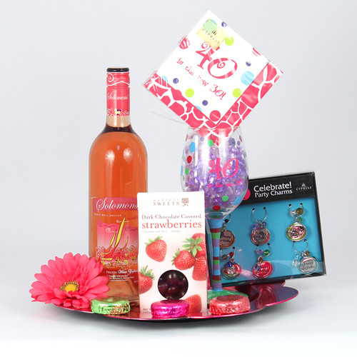 Birthday Gift Baskets By The Frederick Basket Company