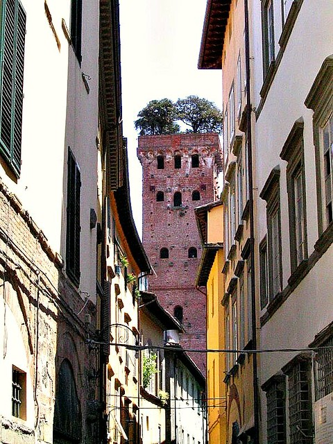 Lucca Italy 5