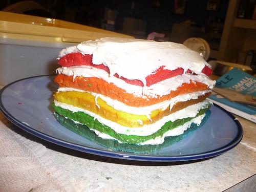Rainbow Cake Test (9)