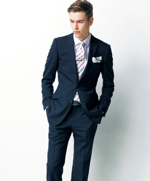 Colin Dack0074_m.f.editorial Men's spring Collection 2012