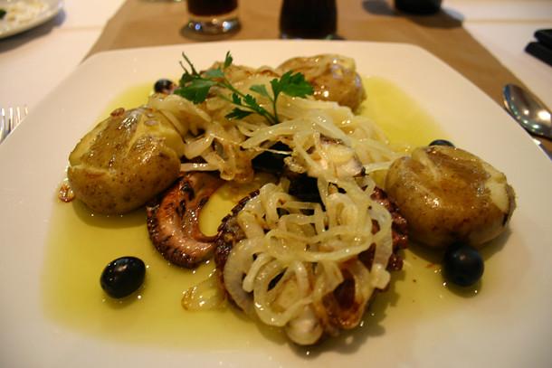 Lareira Portuguesa Octopus