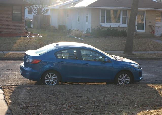 Goodbye Mazda3...