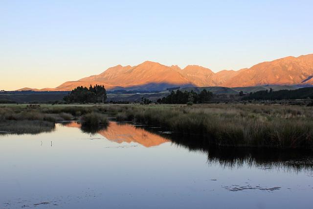 Marsh & Mountains