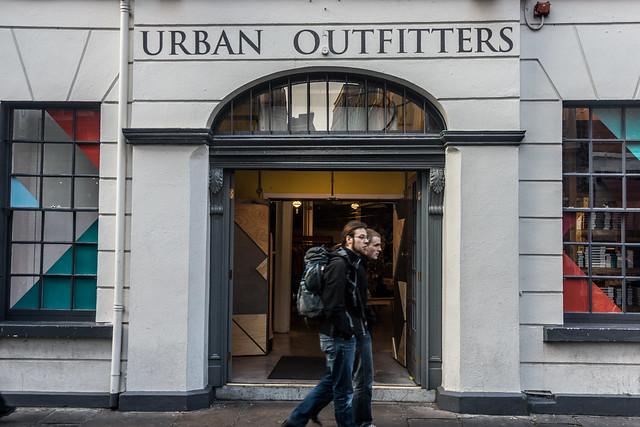 Urban Outfitters - Temple Bar (Dublin)