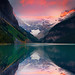 Lake Louise Banff National Park by kevin mcneal