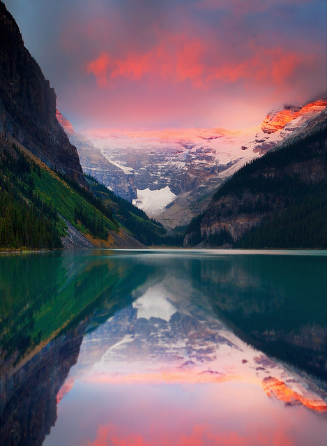 Lake Louise Banff National Park