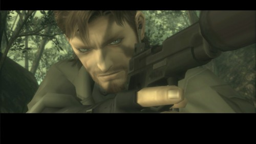 Konami Releases MGS: HD Collection Trailer
