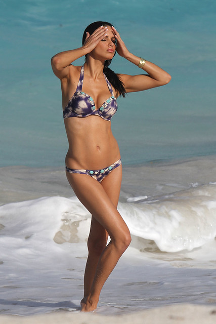 Photo Adriana Lima in bikini