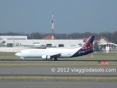 737 Brussels Airlines