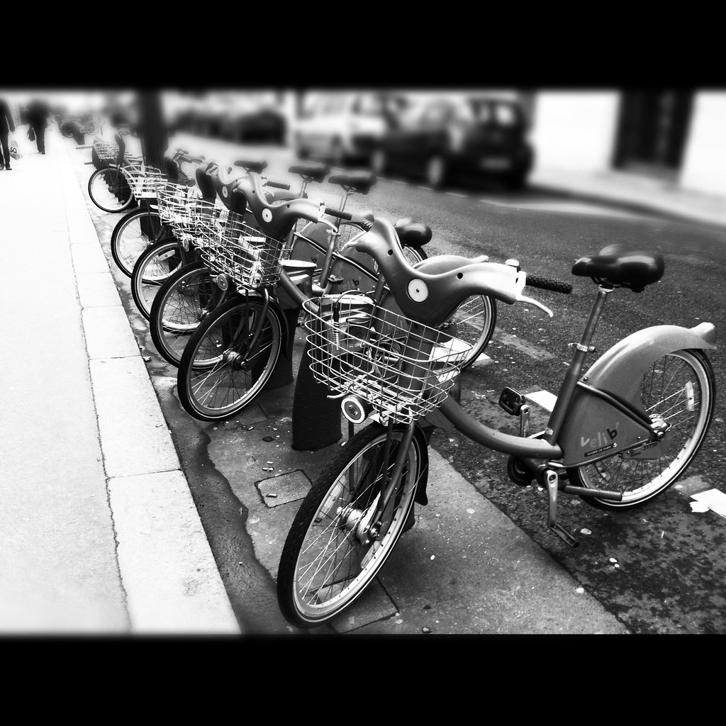 Cycles - Paris