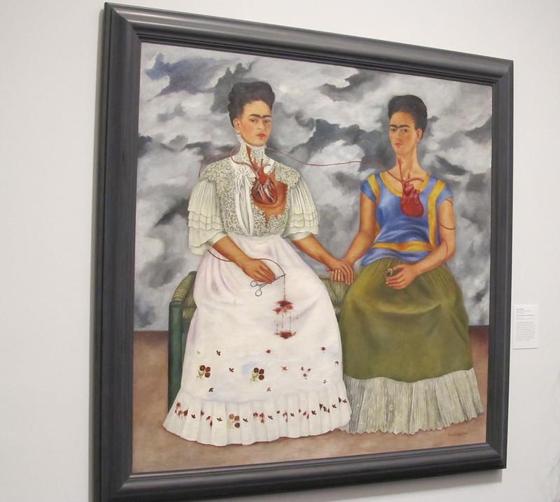 Frida Kahlo El Significado Detrás De 5 De Sus Pinturas Más Famosas