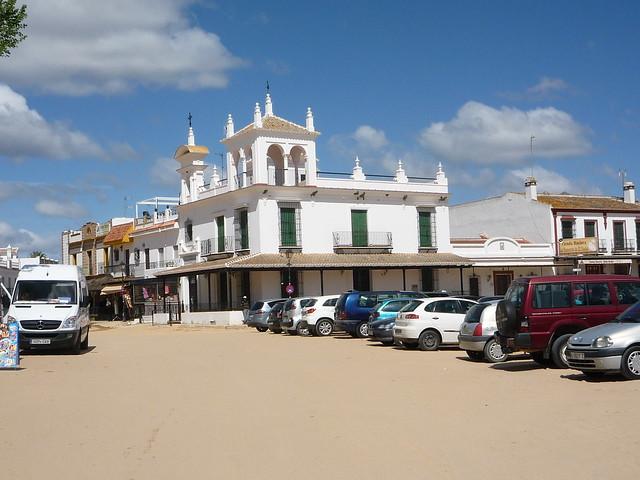 Andalusien El Rocio Westernstadt